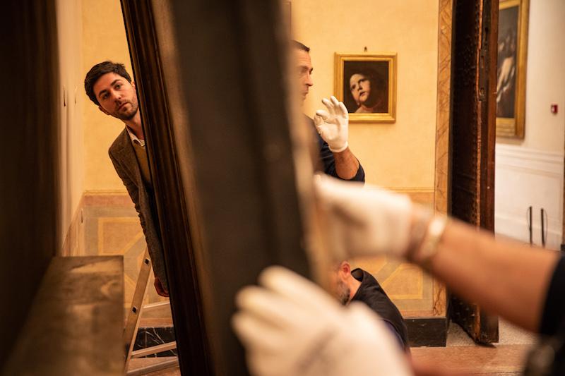 Gallerie Nazionali di Arte Antica – Palazzo Barberini: Il trionfo dei sensi. Nuova luce su Mattia e Gregorio Preti