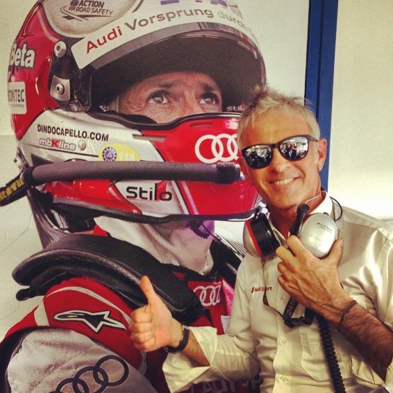 Dindo Capello si prepara per la prima gara: sarà ai test TCR Endurance di Misano