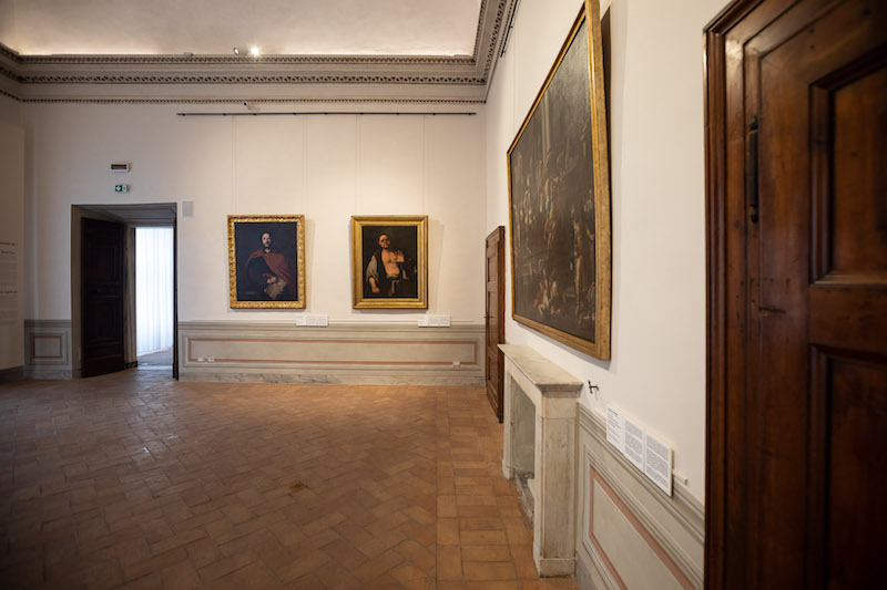 Ala sud di Palazzo Barberini: il nuovo allestimento dei capolavori del Settecento