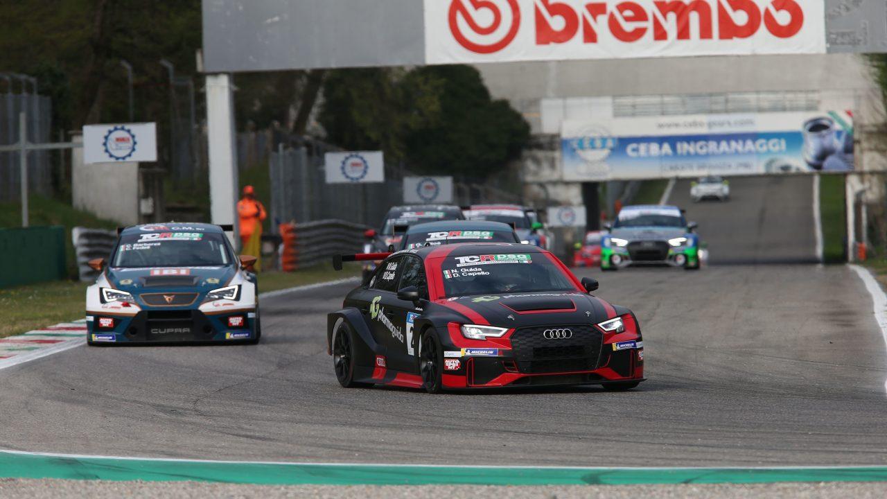 TCR DSG Endurance: Dindo Capello torna e vince la gara-sfida a Monza