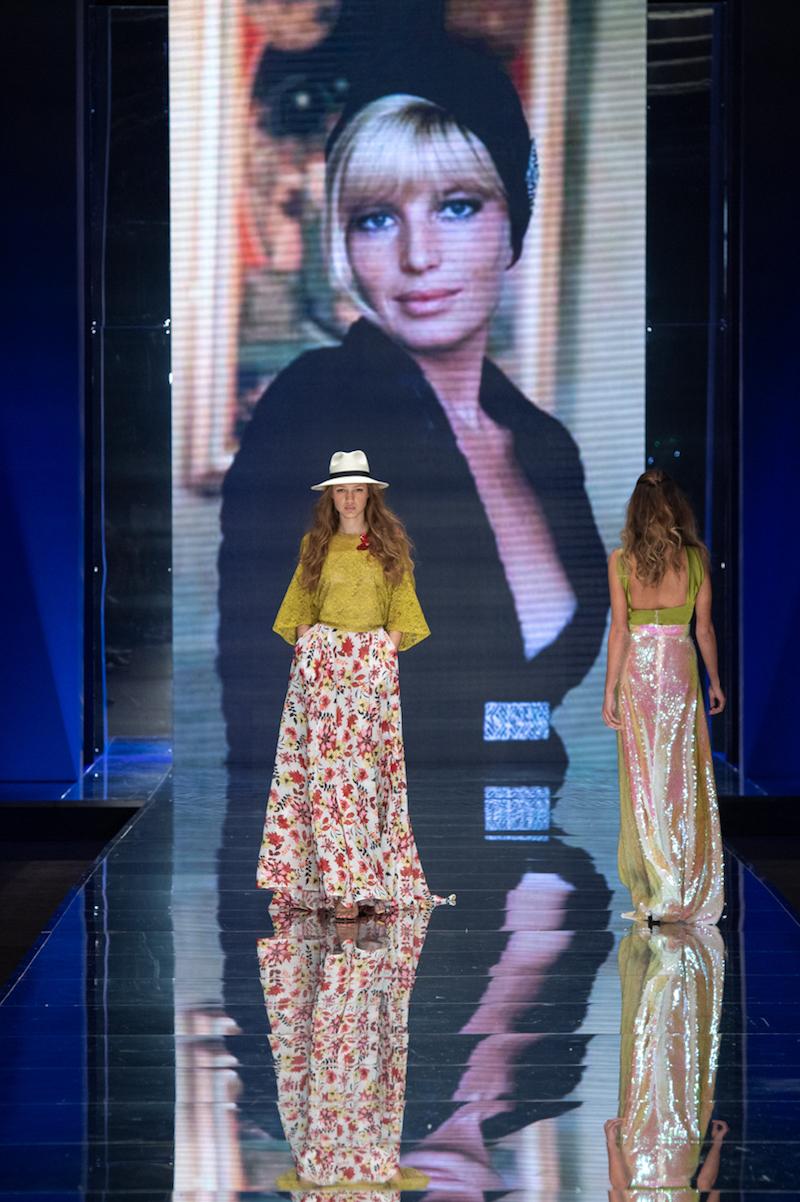 """Giada Curti trionfa con la Collezione """"Monica"""" a Sì Sposaitalia 2019"""