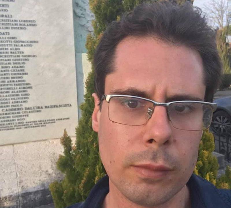 """Lorenzo Proia, autore di 'Acilia Partigiana': """"Occorre un voto contro il razzismo alle prossime Europee, sostengo Bartolo e Sall del Partito Democratico"""""""