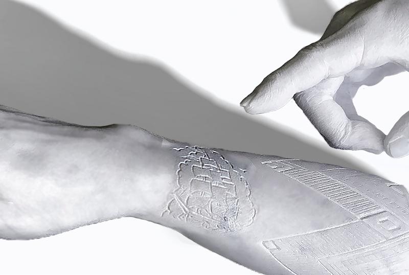 Il valore sociale del tatuaggio nel padiglione Guatemala alla 58 alla Biennale di Venezia