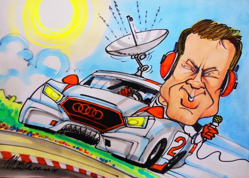 TCR DSG Endurance: Jimmy Ghione pronto per correre a Vallelunga