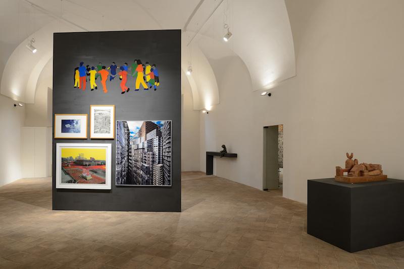 """Presentazione di """" The Relay"""" di Patrick Tuttofuoco in occasione dell'inaugurazione del Museo Premio Ermanno Casoli 1998-2007"""