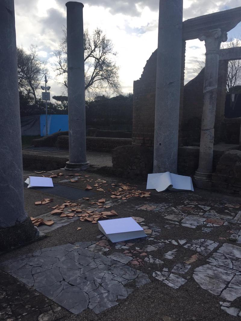 """""""Arte in memoria"""": la mostra al Parco Archeologico di Ostia Antica prorogata fino al 28 aprile 2019"""