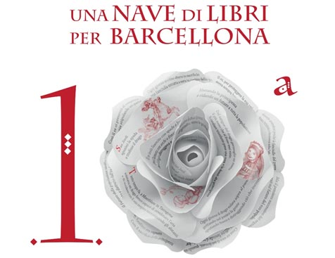 Nave dei libri per Barcellona: il programma della X edizione speciale Pasqua 2019