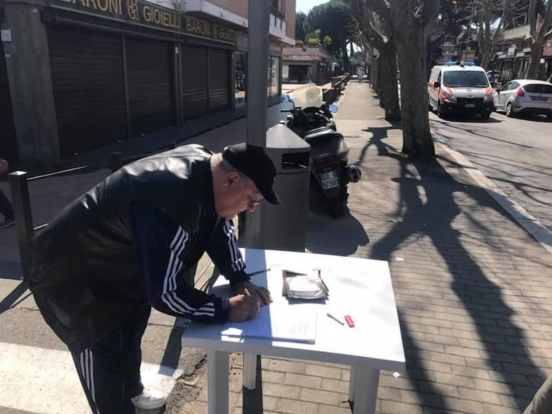 """Lorenzo Proia (Progetto Duranti): """"Per Piazza Fratelli Duranti abbiamo raggiunto le 1000 firme, adesso il Centenario di Lido Duranti contro ogni discriminazione razziale"""""""