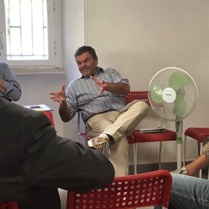 Ciao Roberto. L'ultimo saluto di Lorenzo Proia all'ex Presidente del Municipio di Ostia Roberto Ribeca
