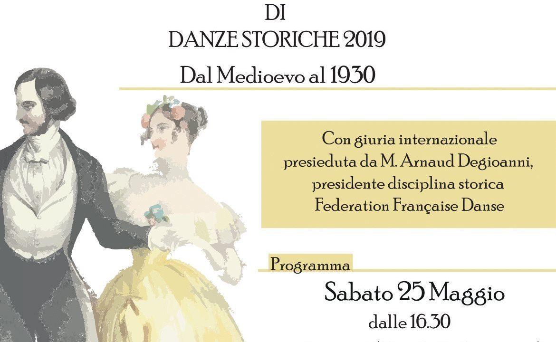Danze storiche a Trieste: il debutto italiano