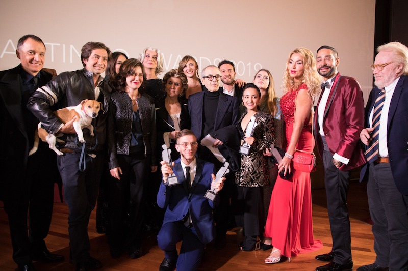 "Cinema&TV: assegnati i premi di  Action Academy ""Antinoo Awards"" a Cinecittà"