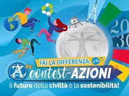 """""""Fai la differenza, c'è… Contest-Azioni"""", da martedìa Roma incontri, laboratori e attività green & educational per scoprire con i ragazzi gli obiettivi dell'Agenda 2030"""