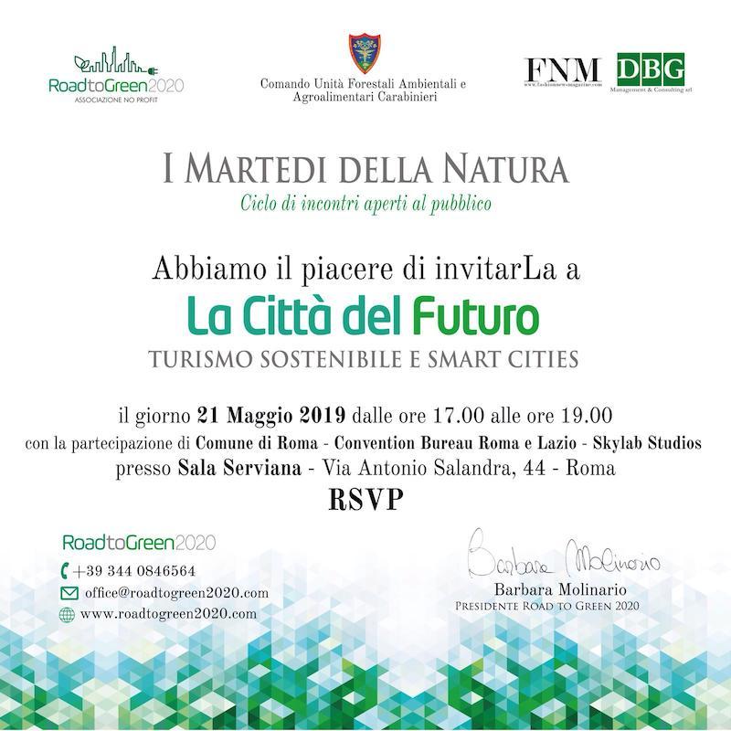 """Nuove tecnologie e accessibilità: se ne parla all'evento """"La città del futuro – Turismo sostenibile e smart cities"""""""