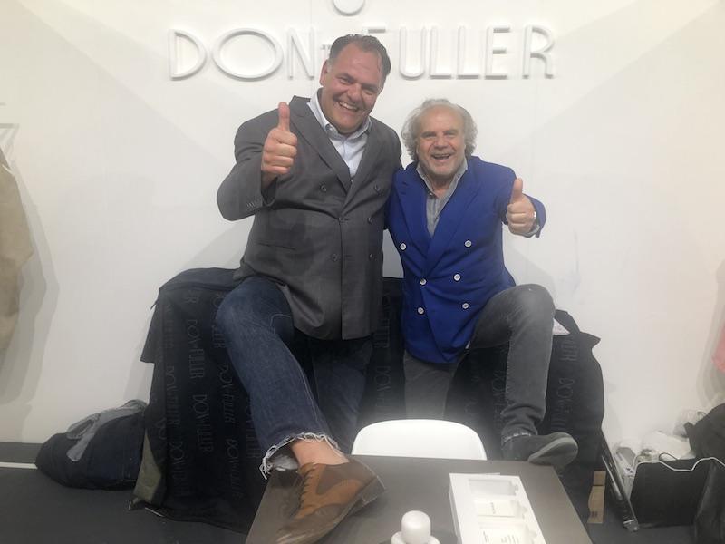 """Pitti: presentato """"Don The Fuller"""", il jeans abruzzese che rispetta l'ambiente"""