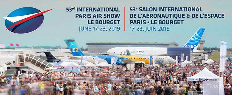ESA at the International Paris Air Show 2019