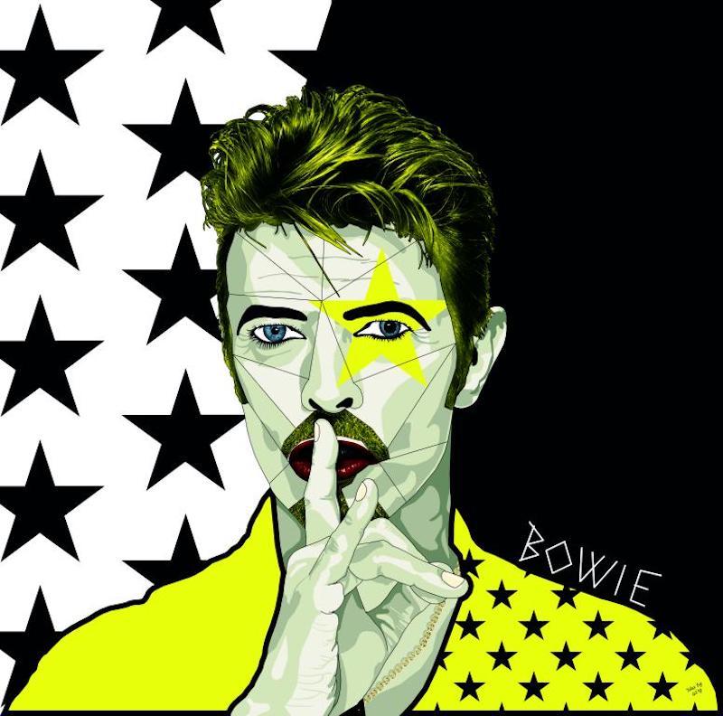 """SpazioCima – """"Far above the moon"""", dal 4 al 21 giugno la mostra su David Bowie, a 50 anni da """"Space Oddity"""""""