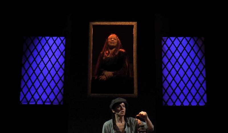 """Grande successo per l'anteprima nazionale dello spettacolo """"Cosi parlò Monna Lisa"""" di Antonio Piccolo al Teatro dei Fabbri di Trieste"""