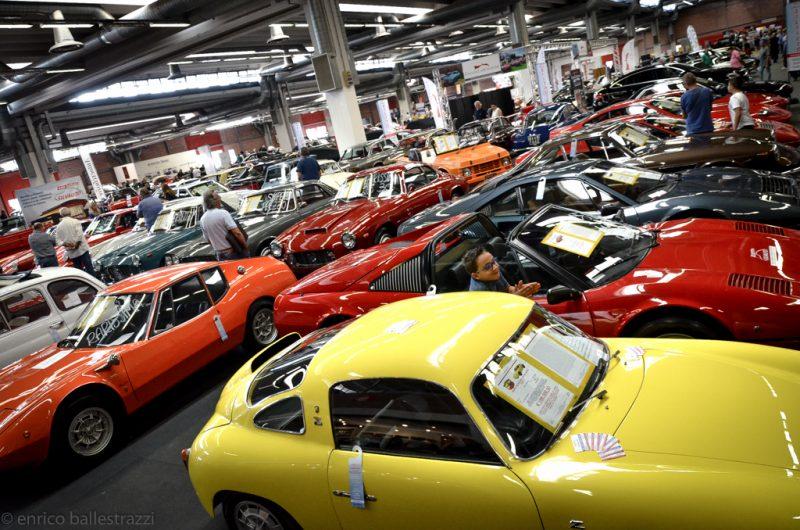 Il passato incontra il futuro a Modena Motor Gallery