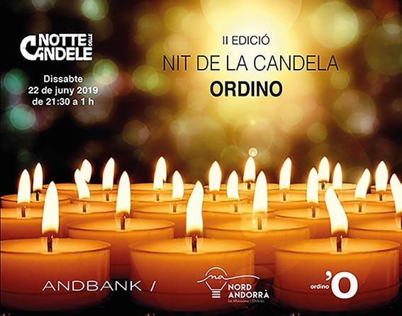 """""""Nit de la Candela"""": al via la quarta edizione europea della """"Notte delle Candele"""""""