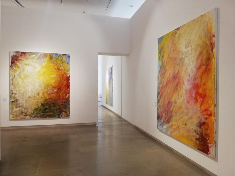 """""""Frank Holliday in Rome"""": mostra a cura di Cesare Biasini Selvaggi al Museo Carlo Bilotti"""