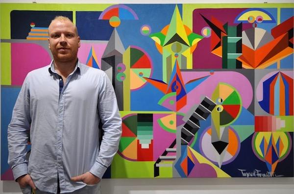 """Atelier Montez – """"artSTREET"""", Tancredi Fornasetti e Jos Diegel """"ospiti"""" a Pietralata per i mesi di giugno e luglio"""
