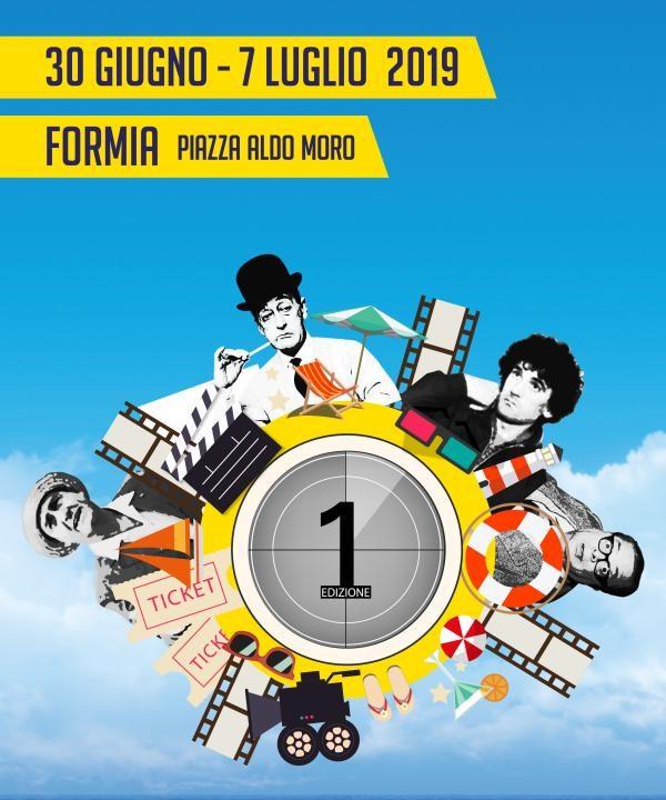 """Festival della commedia italiana: a Formia, dal 30 giugno al 7 luglio, si elegge la """"commedia italiana più bella di sempre"""""""
