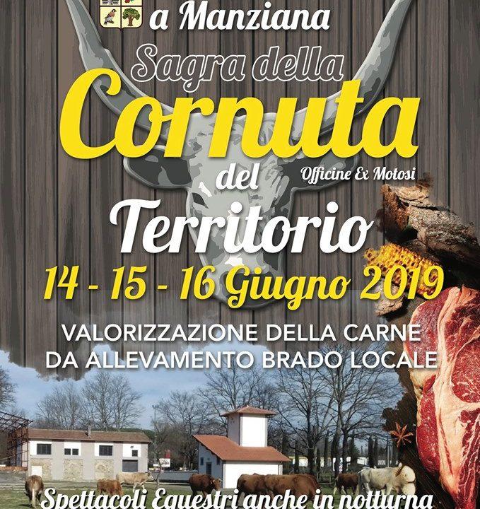 """""""Sagra della Cornuta""""a Manziana"""