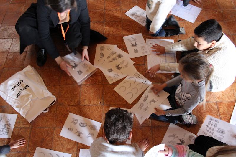 """Palazzo Barberini: """"Bambini a Barberini"""" ciclo di incontri e attività dedicate ai bambini dai 6 ai 10 anni dal 30 luglio al 2 agosto 2019"""