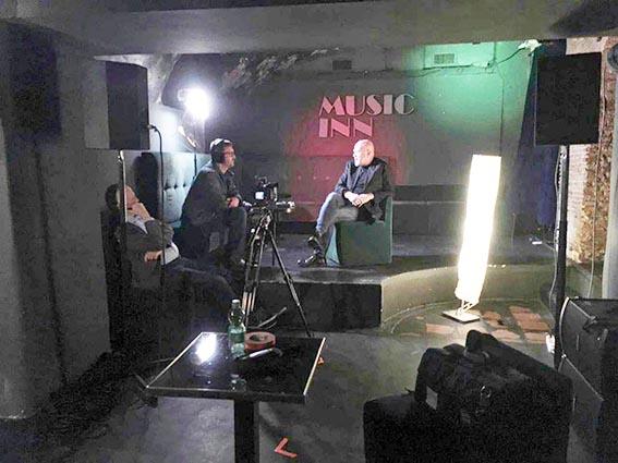 """A Village Celimontana """"Cocktail Bar"""":  film e concerto jazz sul Music Inn, domenica 21 luglio"""