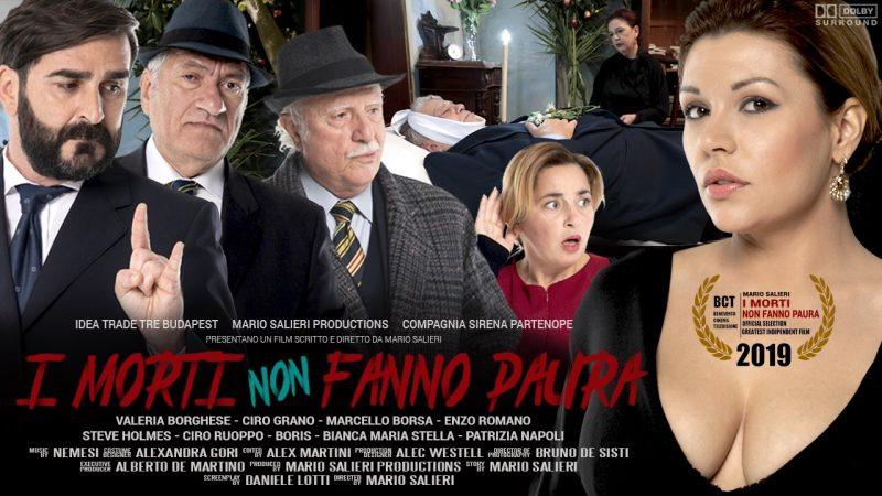 Mario Salieri, il maestro dell'hard si ispira a Eduardo per l'esordio nella commedia dell'arte