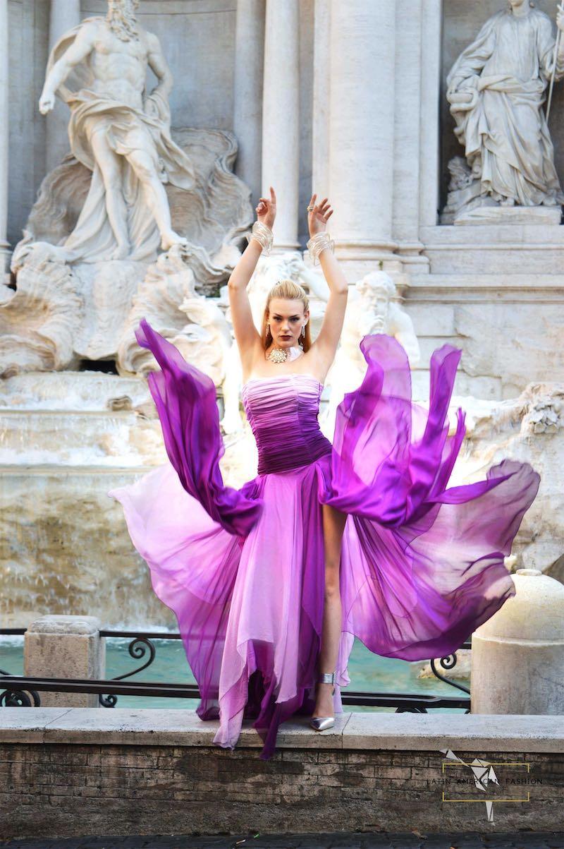 Latin American Fashion: due giorni che hanno incantato la moda a Roma, dimostrando che la creatività non ha frontiere