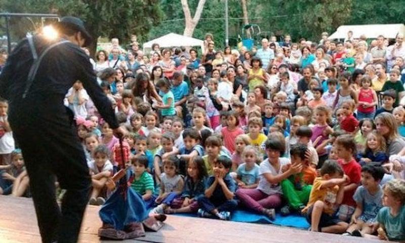 La Città in Tasca compie 25 anni : dal 1° al 18 settembre cultura, spettacolo, gioco con i bambini e i ragazzi di Roma