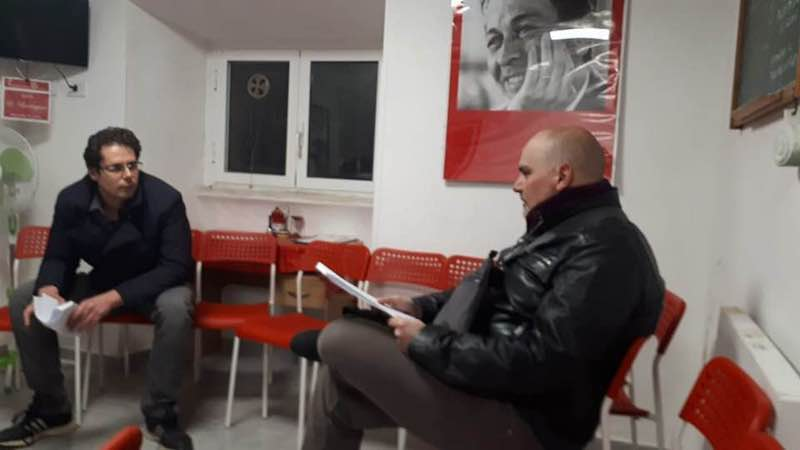 Piazza Capelvenere: Lorenzo Proia e Rossella Duranti incontrano Giuliana Di Pillo in Municipio