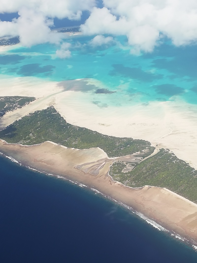"""Pastificio Cerere: ultimi giorni per visitare la mostra """"Kiribati"""", di Antonio Fiorentino"""