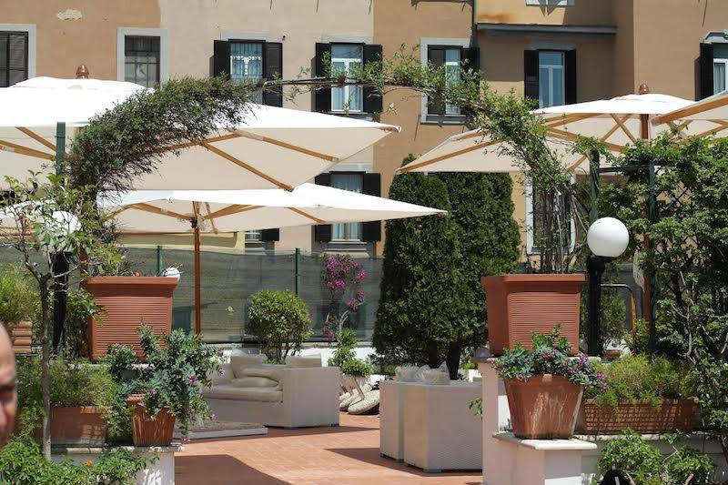 La Terrazza gourmet conquista la piazza di Porta Maggiore
