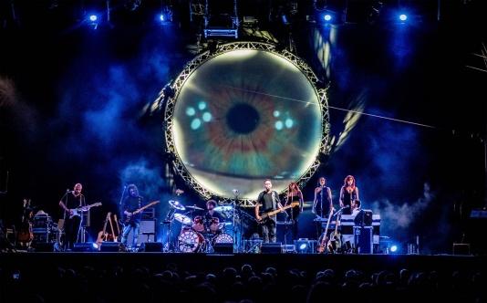 """Pink Floyd Legend""""The Dark Side of the Moon"""": annullato il concerto di Terracina il 29 agosto. Confermato Riofreddo il30agosto"""