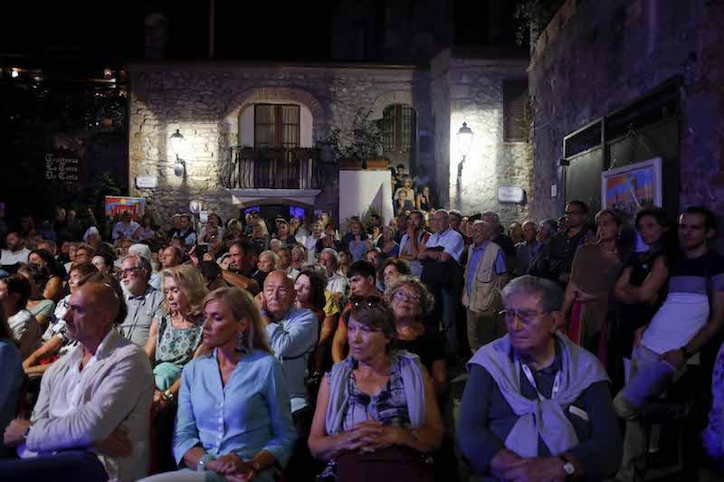 Carlo Calenda a Capalbio Libri: ed è subito scontro politico