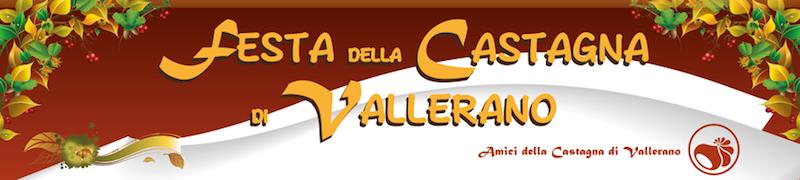 La Festa della Castagna di Vallerano: dal 5 ottobre la XVIII edizione