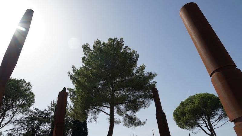 Aperto a Todi il Parco di Beverly Pepper