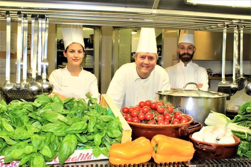Il ristorante Antonella inaugura la stagione con un nuovo menù di Claudio Lunghi