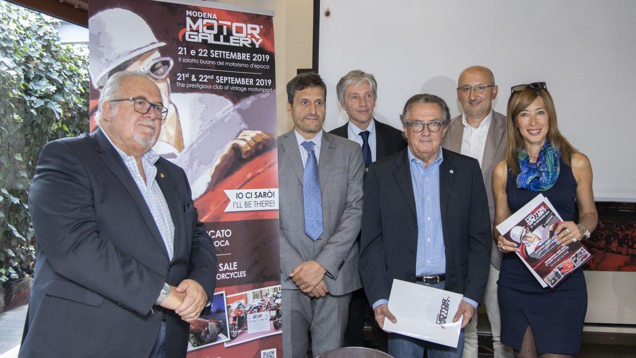 Modena Motor Gallery ai nastri di partenza: presentata a Milano la settima edizione