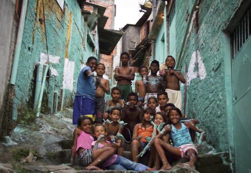 """""""Teatri Senza Frontiere"""" vola in Brasile dal 15 al 30 Settembre"""