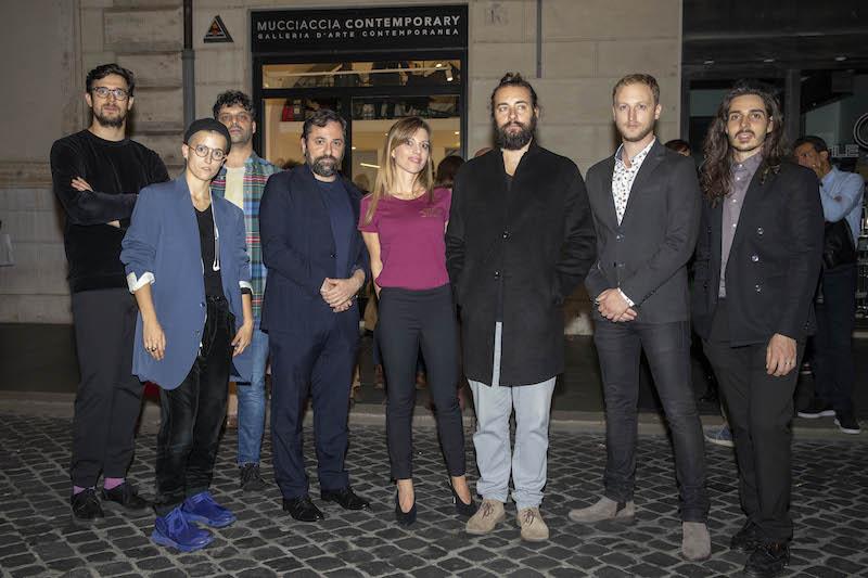 Galleria Mucciaccia e Mucciaccia Contemporary: doppia inaugurazione mostre: Pizzi Cannella. En plein aire e  12 artists of tomorrow