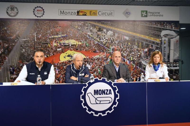 Adria Motor Week: presentato a Monza il nuovo evento-show Sulle orme della mitica 'Area 48'