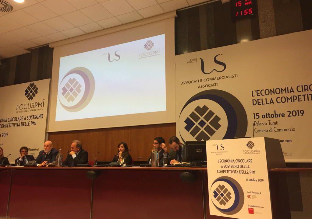 L'Economia Circolare a sostegno della competitività delle PMI