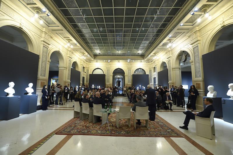 """Gallerie d'Italia Piazza Scala: da venerdì 25 ottobre 2019 apre al pubblico la mostra """"Canova   Thorvaldsen. La nascita della scultura moderna"""""""