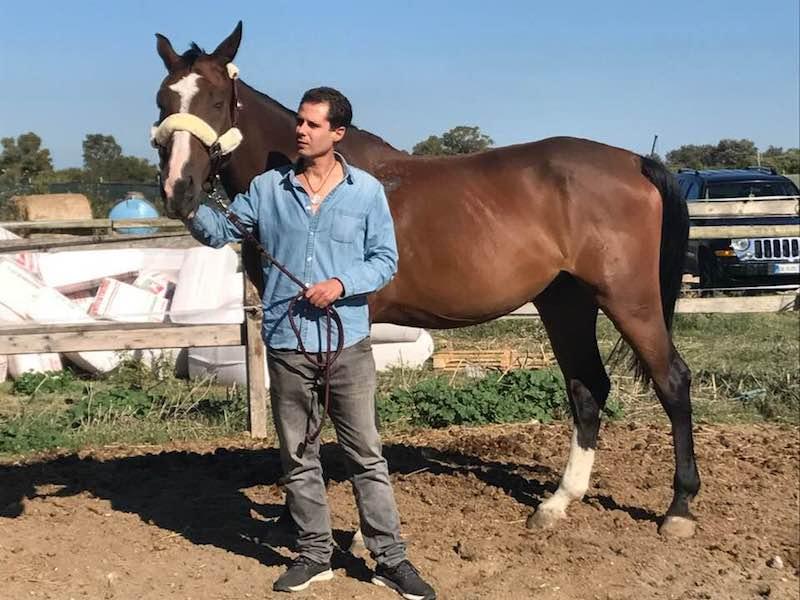 """Groom indiano preso a catenate. Lorenzo Proia (Forum Antirazzista di Ostia Lido): """"Un disonore per il mondo dell'Equitazione. Intervenga la FISE, mi appello a Marco Di Paola"""""""