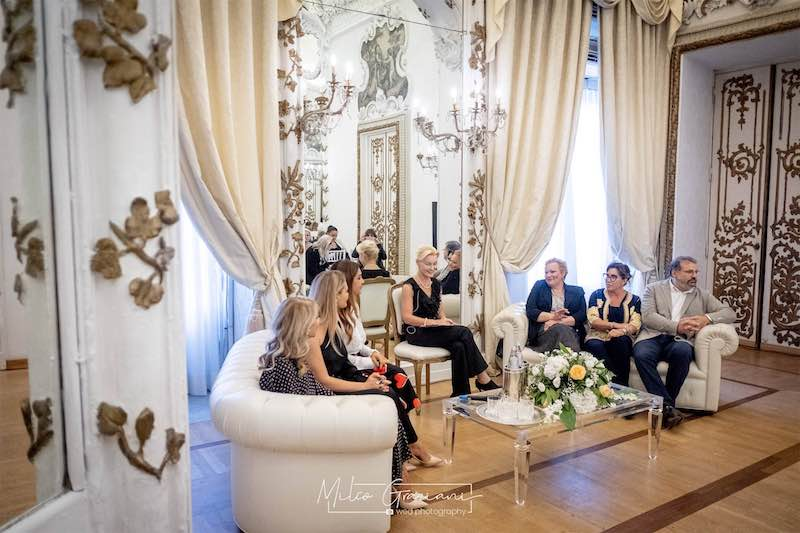 PRESENTATO A ROMA L'INNOVATIVO PROGETTO THE Destiny of Wedding DI Veronica Amati. L'IMPORTANZA DI FORMARE E CERTIFICARE LE GRANDI PROFESSIONALITÀ DEL DESTINATION WEDDING IN ITALIA.