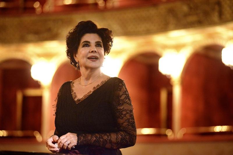 """Preapertura della 14^ Festa del Cinema di Roma : anteprima mondiale de """"La prima donna"""" al Teatro dell'Opera di Roma"""