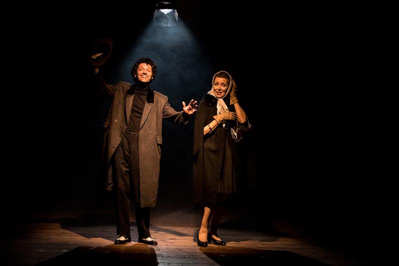 """Teatro: """"Spazio Rossellini"""": rassegna Lazioinscena """"La Vecchia Memoria"""""""